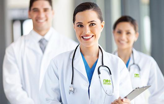 zdravniška podpora