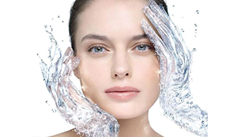 Ultrazvočno čiščenje kože